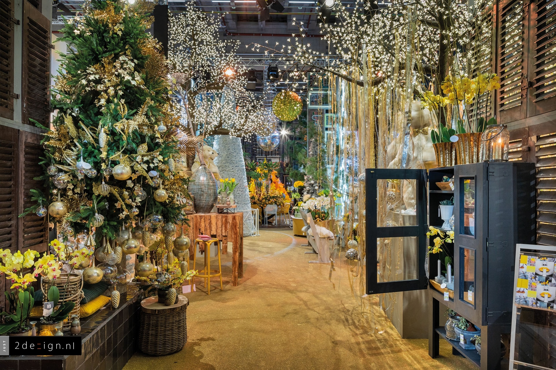 Christmasworld - Kinemona Vintage_